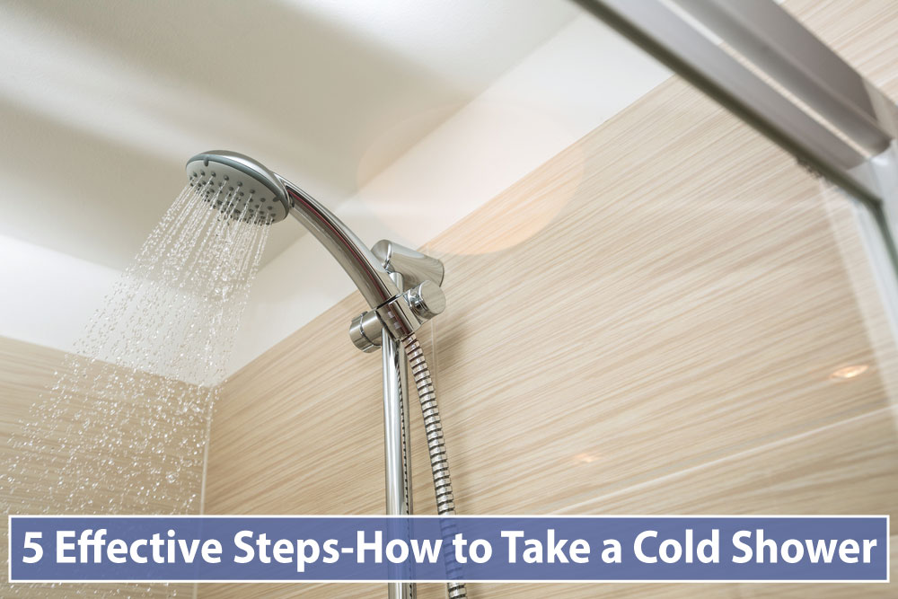 5 Effective Steps How To Take A Cold Shower Showerar Com