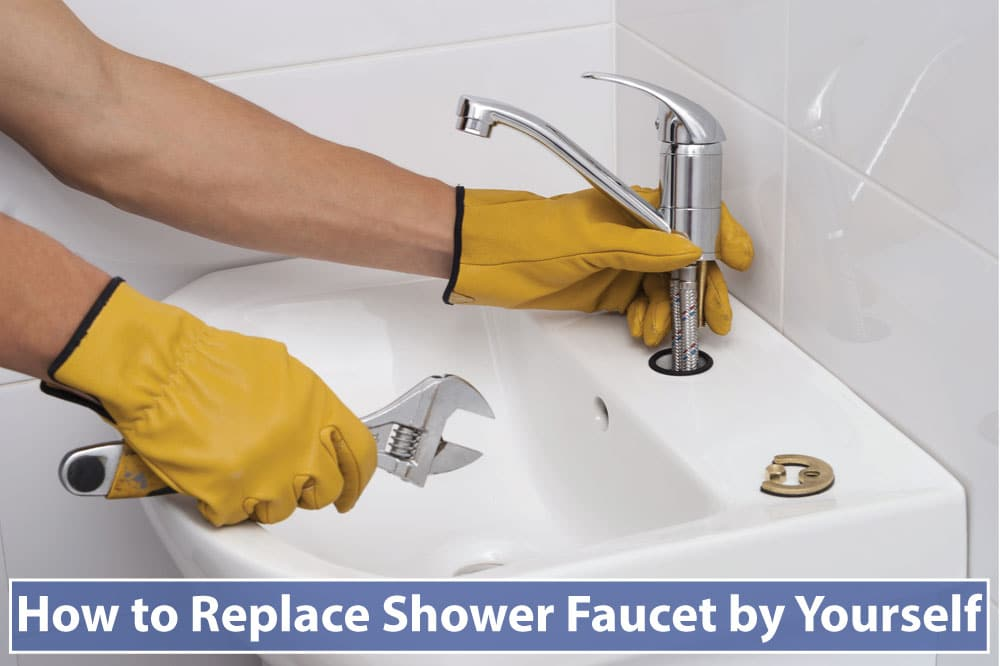 How to Replace Shower Faucet