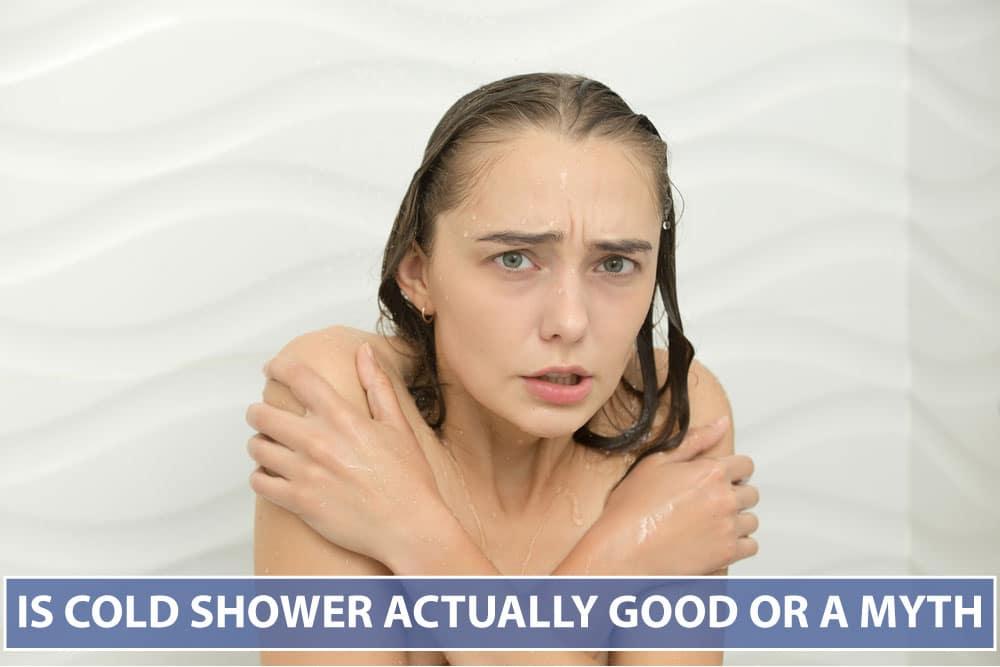 cold shower benefits myth