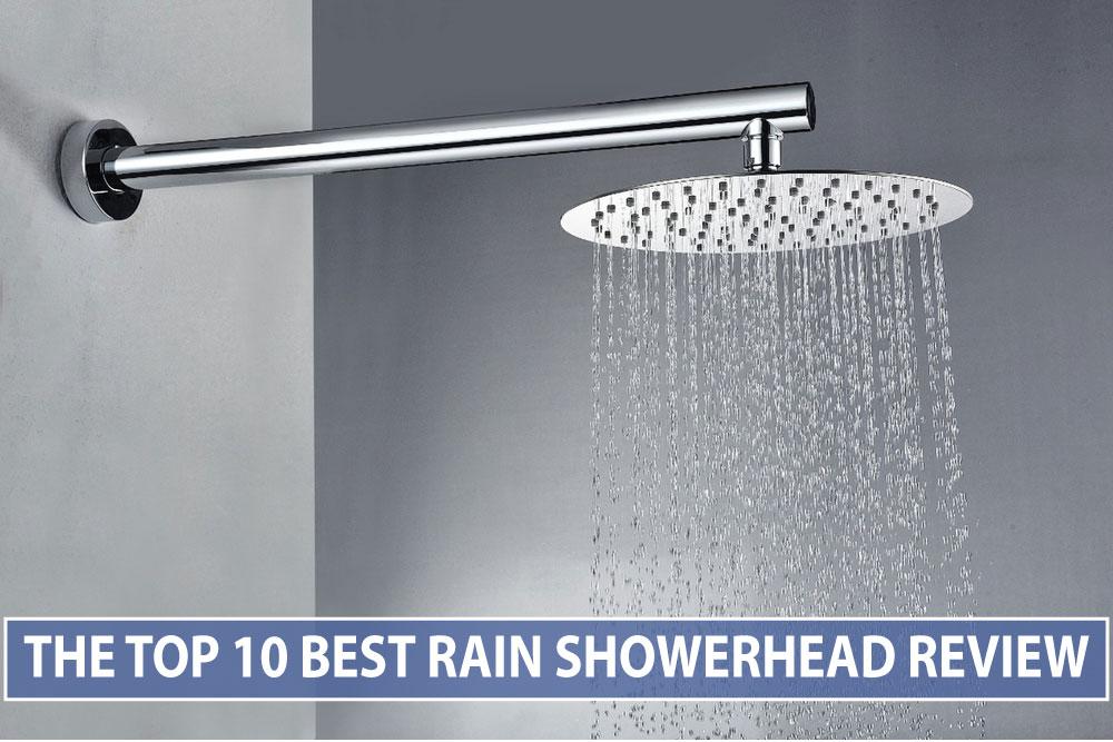 Best Rain Showerhead